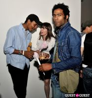 FLATT Magazine Closing Party for Ryan McGinness at Charles Bank Gallery #174
