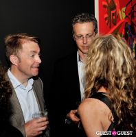 FLATT Magazine Closing Party for Ryan McGinness at Charles Bank Gallery #210