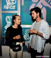 FLATT Magazine Closing Party for Ryan McGinness at Charles Bank Gallery #213