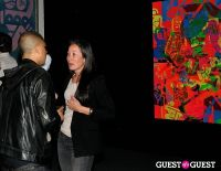 FLATT Magazine Closing Party for Ryan McGinness at Charles Bank Gallery #243