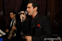 Micheal Fredo's Quintet at the Plaza Hotel #158