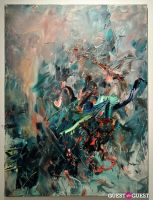 Unseen Forest - New Paintings by Chen Ping opening #24
