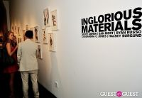 Inglorious Materials exhibition opening at Charles Bank Gallery #5