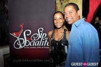 Sip with Socialites @ Sax #76