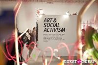 Art and Social Activism Exhibition Opening #28