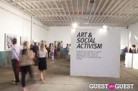 Art and Social Activism Exhibition Opening #71