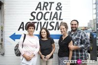 Art and Social Activism Exhibition Opening #114