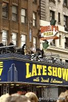Paul McCartney on the Late Show Marquee #21