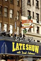 Paul McCartney on the Late Show Marquee #24