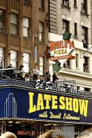 Paul McCartney on the Late Show Marquee #25
