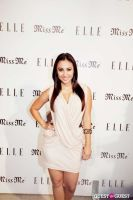 """ELLE MAGAZINE AND """"MODERN FAMILY"""" STAR SARAH HYLAND HOST SONGBIRDS' """"MISS ME"""" ALBUM RELEASE PARTY #35"""