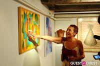 "Wanda Murphy's ""Summer Uplifts"" Opening Reception #20"