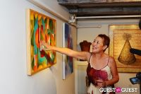 "Wanda Murphy's ""Summer Uplifts"" Opening Reception #21"