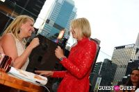 Maria Sharapova Hosts Hamptons Magazine Cover Party At Haven Rooftop at the Sanctuary Hotel #55