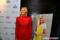 Maria Sharapova Hosts Hamptons Magazine Cover Party At Haven Rooftop at the Sanctuary Hotel #97