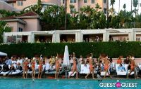 Cointreau and The Aqualillies at The Beverly Hills Hotel #12