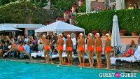 Cointreau and The Aqualillies at The Beverly Hills Hotel #22