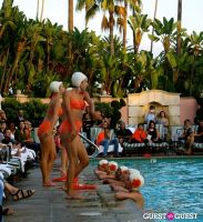 Cointreau and The Aqualillies at The Beverly Hills Hotel #44