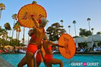 Cointreau and The Aqualillies at The Beverly Hills Hotel #50