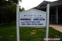 Jean Shafiroff and Dog Trainer Bill Grimmer Visit Southampton Animal Shelter #3