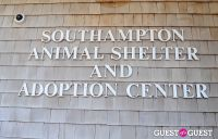 Jean Shafiroff and Dog Trainer Bill Grimmer Visit Southampton Animal Shelter #19