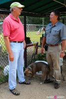 Jean Shafiroff and Dog Trainer Bill Grimmer Visit Southampton Animal Shelter #44