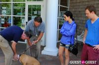 Jean Shafiroff and Dog Trainer Bill Grimmer Visit Southampton Animal Shelter #74
