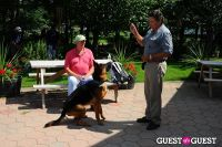 Jean Shafiroff and Dog Trainer Bill Grimmer Visit Southampton Animal Shelter #81