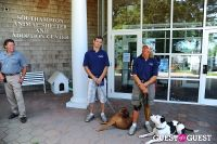 Jean Shafiroff and Dog Trainer Bill Grimmer Visit Southampton Animal Shelter #92