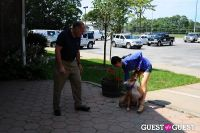 Jean Shafiroff and Dog Trainer Bill Grimmer Visit Southampton Animal Shelter #94