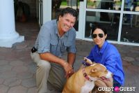 Jean Shafiroff and Dog Trainer Bill Grimmer Visit Southampton Animal Shelter #102