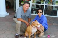 Jean Shafiroff and Dog Trainer Bill Grimmer Visit Southampton Animal Shelter #105
