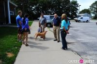 Jean Shafiroff and Dog Trainer Bill Grimmer Visit Southampton Animal Shelter #110
