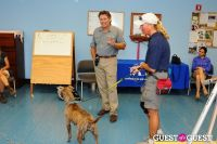 Jean Shafiroff and Dog Trainer Bill Grimmer Visit Southampton Animal Shelter #116