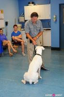Jean Shafiroff and Dog Trainer Bill Grimmer Visit Southampton Animal Shelter #139