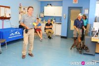 Jean Shafiroff and Dog Trainer Bill Grimmer Visit Southampton Animal Shelter #153
