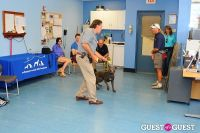 Jean Shafiroff and Dog Trainer Bill Grimmer Visit Southampton Animal Shelter #155