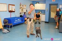 Jean Shafiroff and Dog Trainer Bill Grimmer Visit Southampton Animal Shelter #157