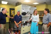 Jean Shafiroff and Dog Trainer Bill Grimmer Visit Southampton Animal Shelter #191