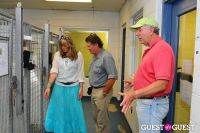 Jean Shafiroff and Dog Trainer Bill Grimmer Visit Southampton Animal Shelter #204