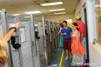 Jean Shafiroff and Dog Trainer Bill Grimmer Visit Southampton Animal Shelter #208