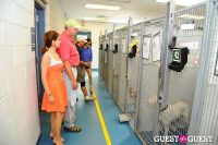Jean Shafiroff and Dog Trainer Bill Grimmer Visit Southampton Animal Shelter #210