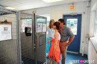 Jean Shafiroff and Dog Trainer Bill Grimmer Visit Southampton Animal Shelter #212