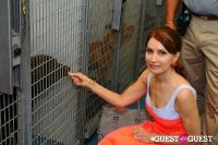 Jean Shafiroff and Dog Trainer Bill Grimmer Visit Southampton Animal Shelter #219