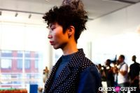 NYFW: William Okpo Spring 2013 Backstage and Presentation #37