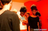 NYFW: William Okpo Spring 2013 Backstage and Presentation #72