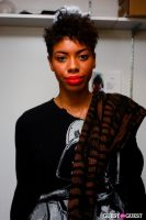 NYFW: William Okpo Spring 2013 Backstage and Presentation #83