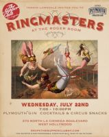 The Supper Club LA hosts Ringmasters at The Roger Room #1