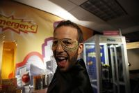 The Emergen-C Gift Lounge Backstage #8