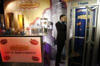 The Emergen-C Gift Lounge Backstage #159